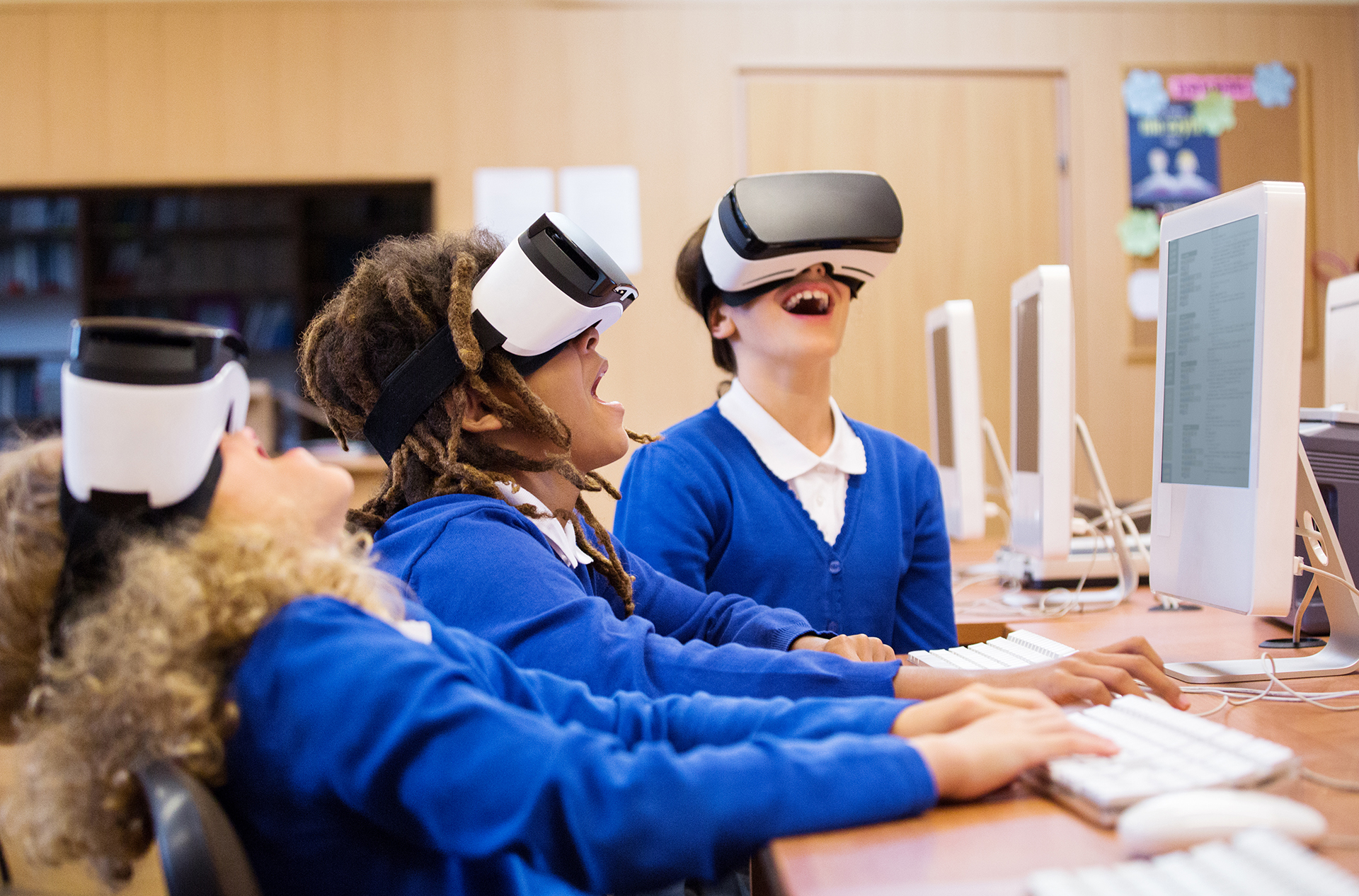 Virtual Reality in Schools