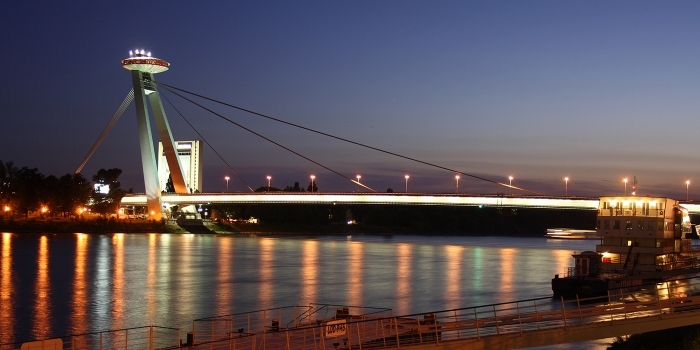 Novy Most SNP Bratislava